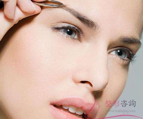 做洗眉手术时间是多久?